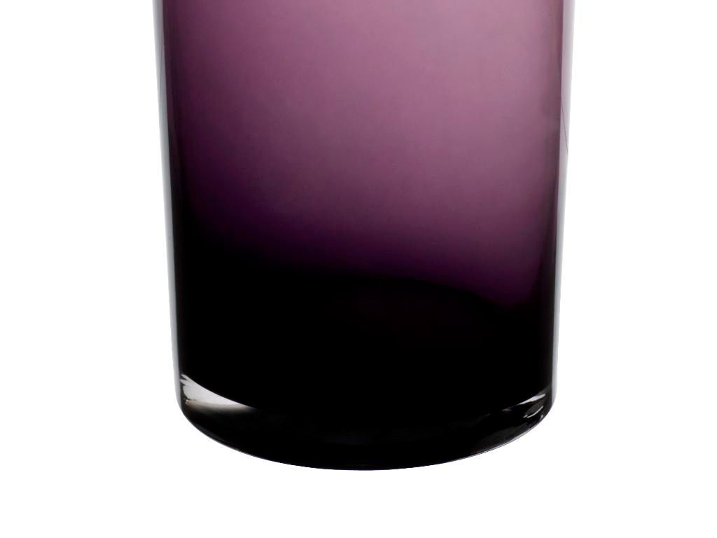 Vase Blumenvase Andromeda Violett H 51 Cm Amara Design