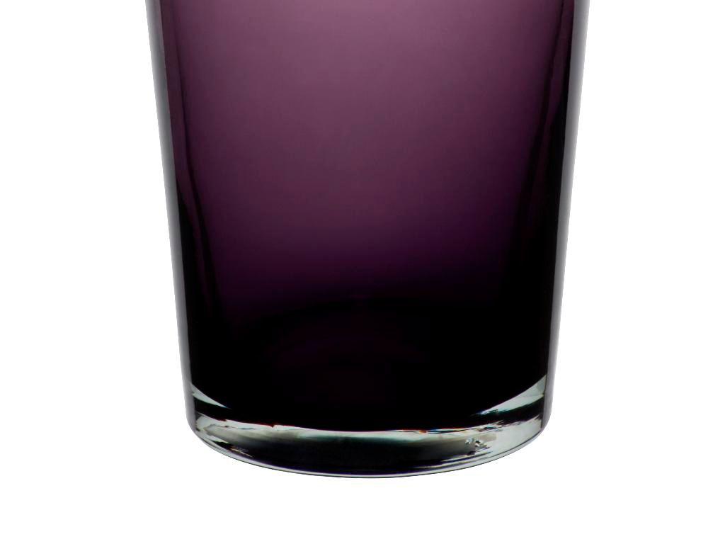 Vase Blumenvase Andromeda Violett H 32 Cm Amara Design