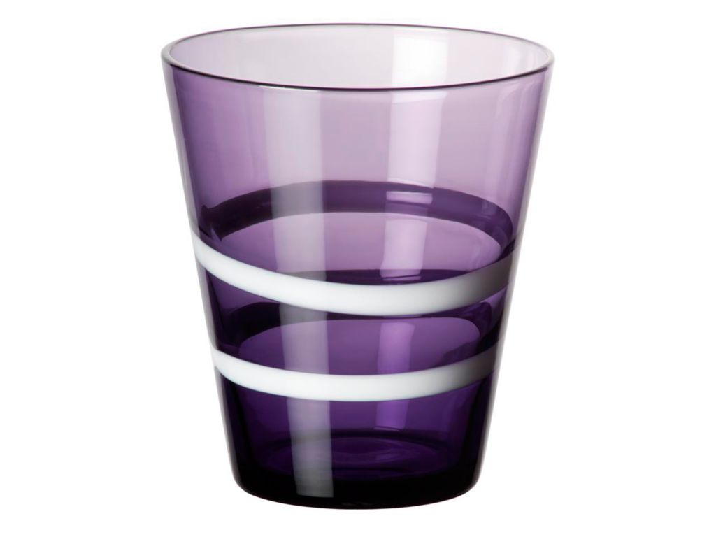 Whiskyglas Becher Colori Two Ring 250ml Amara Design