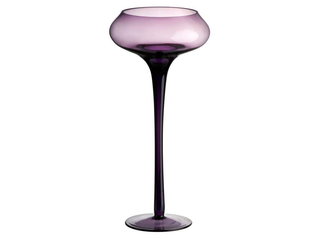 3 X Kerzenhalter Sunstar Violett Amara Design By