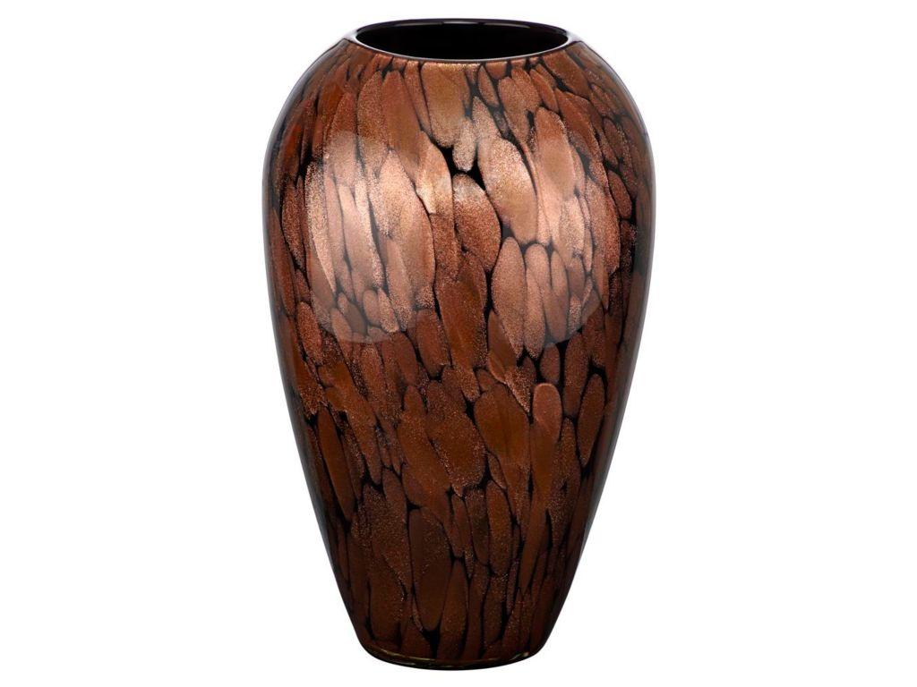 Vase Blumenvase Medina Rund H 29 Cm Amara Design By